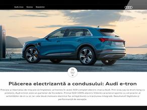 Experimenteaza viitorul mobilitatii cu Audi si INTERACTIONS