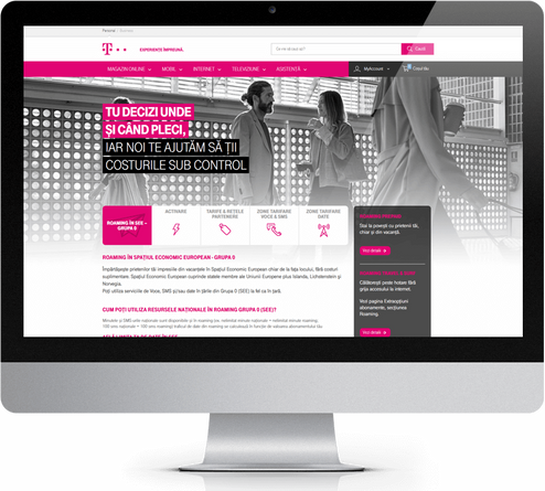 Updating a roaming offer for Telekom 1