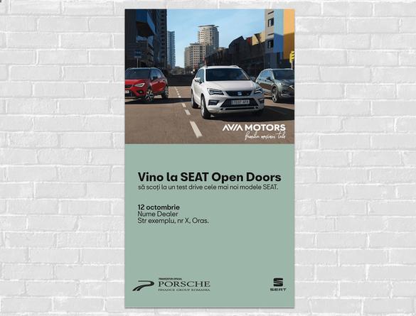 SEAT Open Doors 6