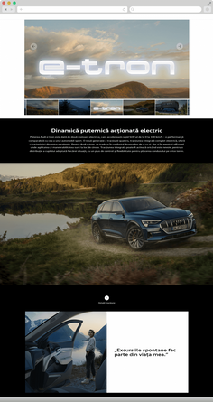 Audi goes electric 2