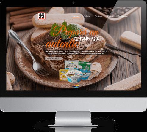 Prepare an authentic Tiramisu 1