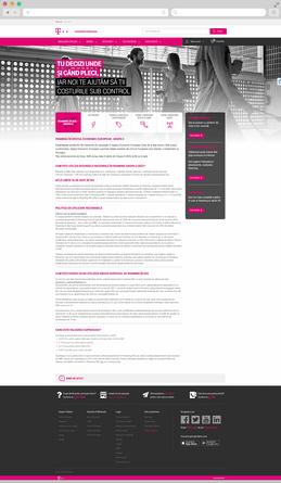 Updating a roaming offer for Telekom 2