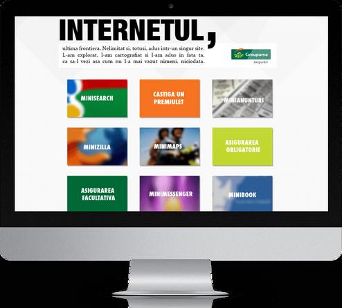 Mini Internet 1