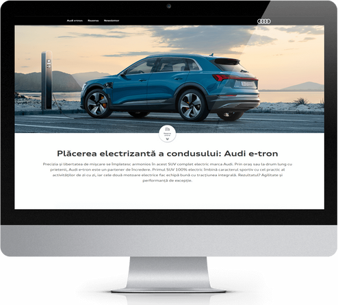 Audi goes electric 1