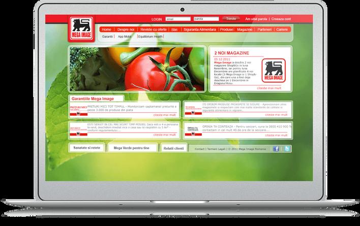 Brand Website 1