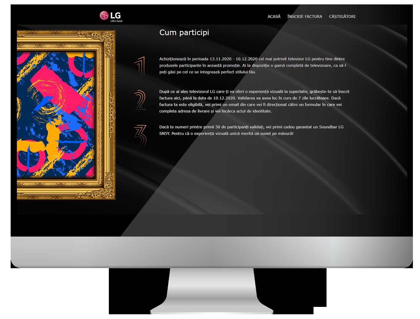 Premium images for premium customers