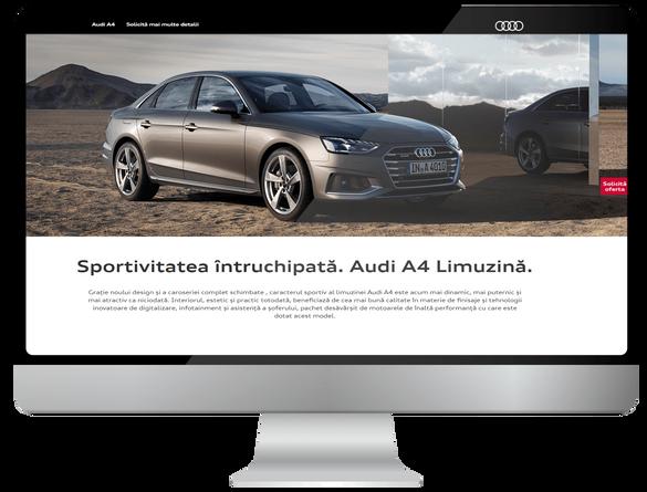 Audi A4 takes the lead 4