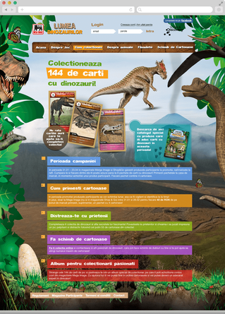 The world of dinosaurs 4