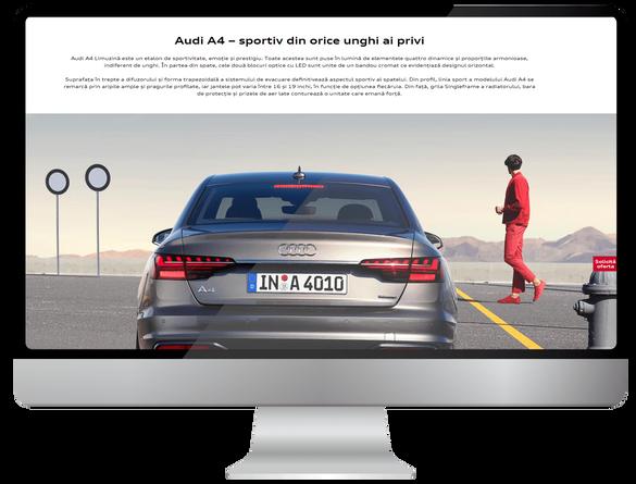 Audi A4 takes the lead 2