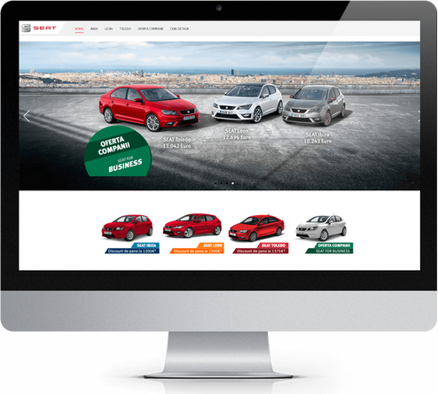 Seat's special offers 1