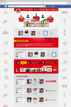 The longest virtual shopping chain 4