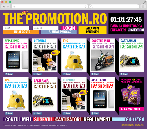 The promotion 5