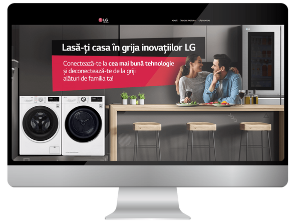 Mixing LG products into a new campaign 2