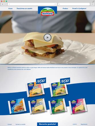 Niciun sandvis fara branza 3