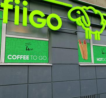 Launching the 3rd fiiGO bistro market in Bucharest 1