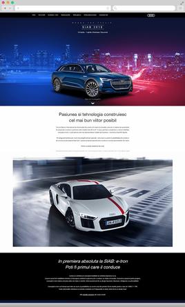 Audi at SIAB 2018 2