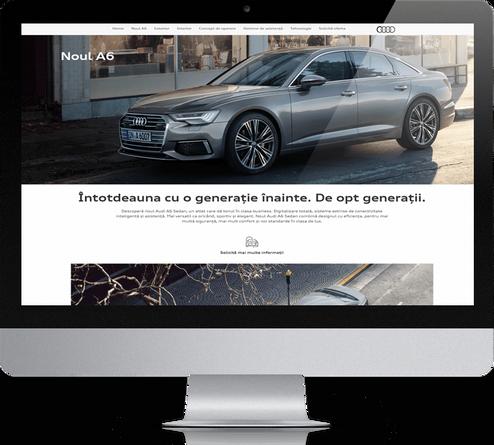 Premium car. Premium website 1