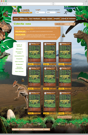 The world of dinosaurs 3