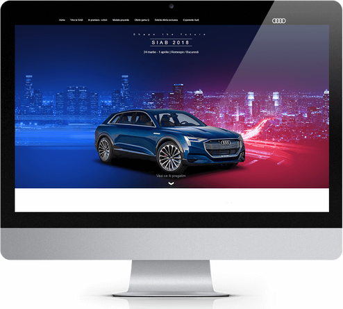 Audi at SIAB 2018 1