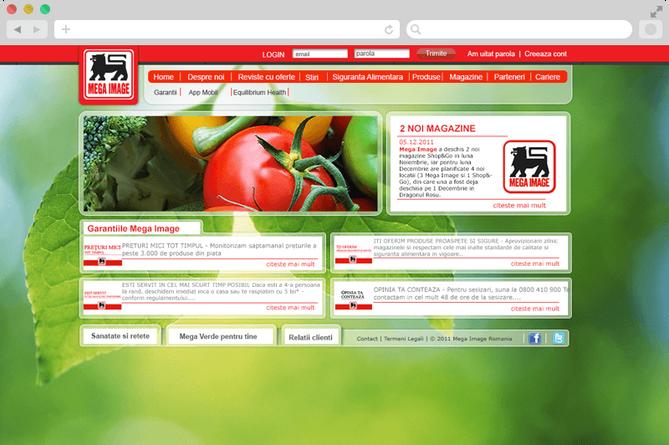 Brand Website 2