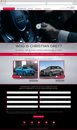 Who is Christian Grey 2