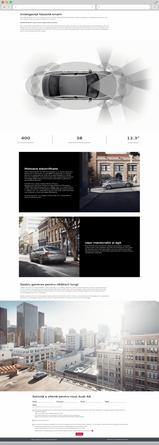 Premium car. Premium website 3