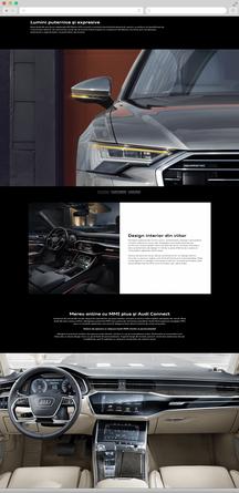 Premium car. Premium website 2
