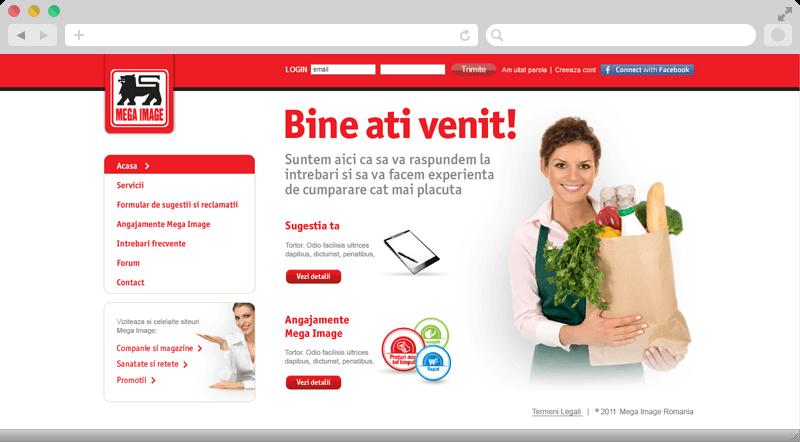 Brand Website 5