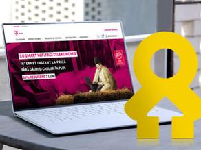 Telekom automatizează procesarea comenzilor online printr-un RPA dezvoltat de INTERACTIONS