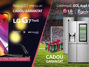 LG si INTERACTIONS relanseaza agregatorul de campanii