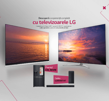 Double the fun with LG Nano Cell TV 1