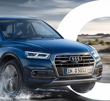 Catch Audi's vibe 1