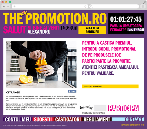 The promotion 2