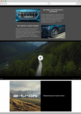 Audi goes electric 6