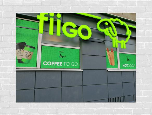 Launching the 3rd fiiGO bistro market in Bucharest 2