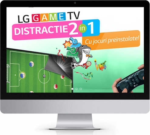 Gather cartoons and games together 1