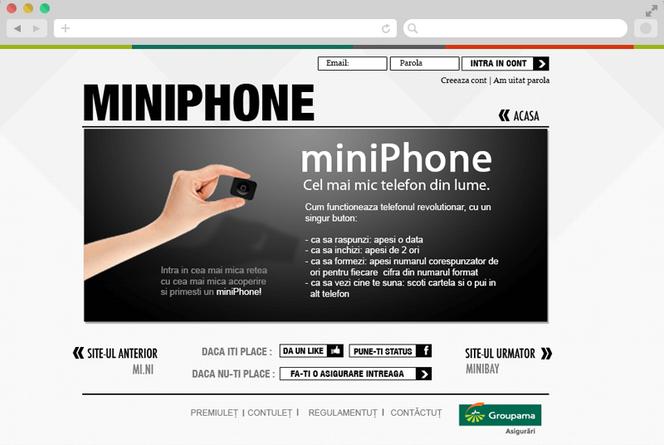 Mini Internet 6