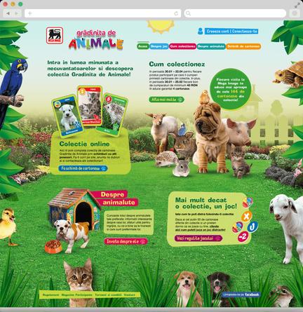Animal Kindergarten 5