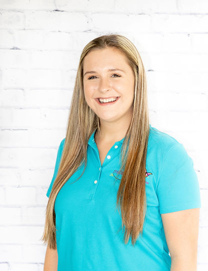 My name is Courtni, I am currently an RBT, with a passion for working with children and families. My favorite thing about the ABA field, is that I get to work with children on daily living skills in a natural way that they will hold with them for a lifetime as well as get the opportunity to increase independence in all skill areas.  I love providing therapy to each and every one of our AWESOME children, and doing it alongside the best coworkers ever.