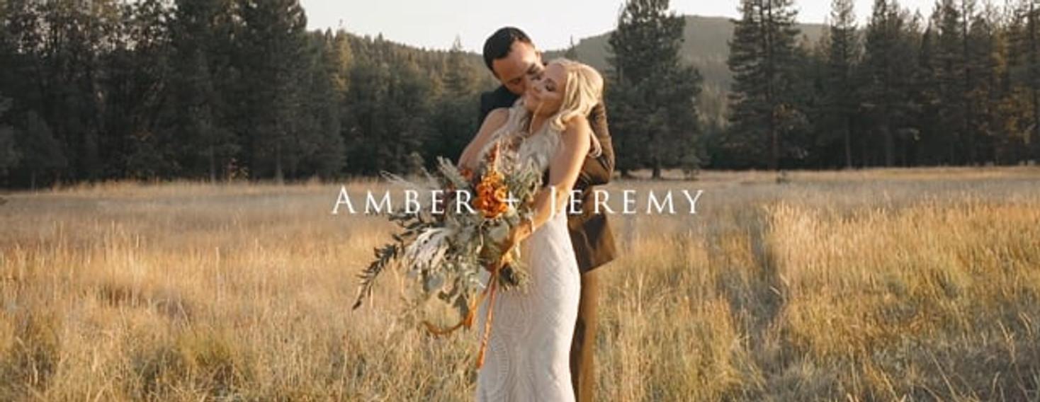 Jeremy + Amber | Graeagle | Kinship Ranch