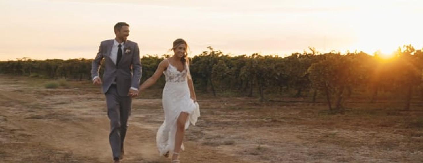 Chapin + Brooke | Lodi | McConnell Estates Winery