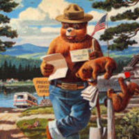 Happy 75th Birthday Smokey The Bear!