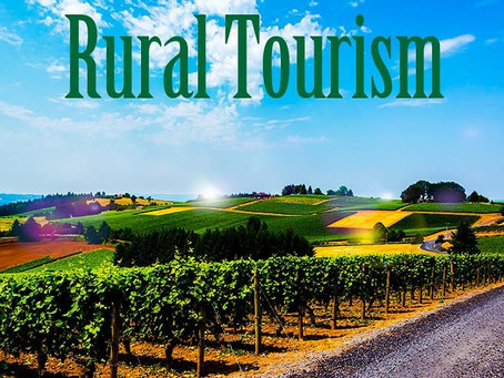 Rural Tourism...what is it?