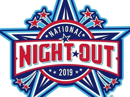 Are You Participating in National Night Out?