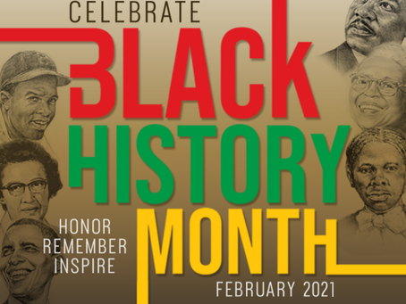 Black History Month 2021 Idea Guide