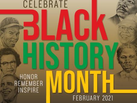 Black History Month 2021 Idea Guide