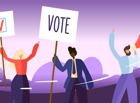 Check that Box...   Vote....