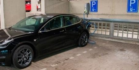 Brandveiligheid: elektrisch aangedreven voertuigen in parkeergarages