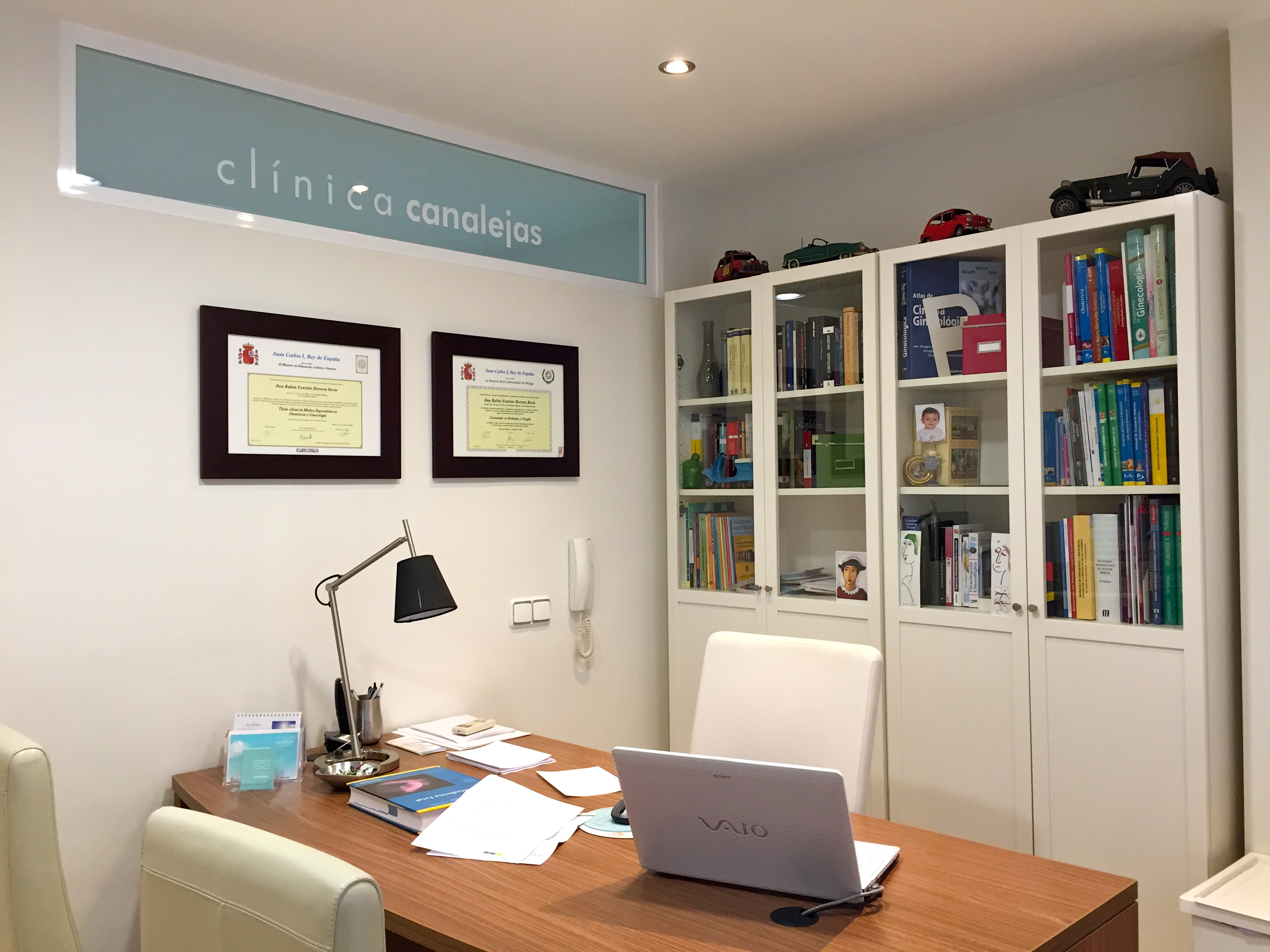 Despacho médico CLÍNICA CANALEJAS