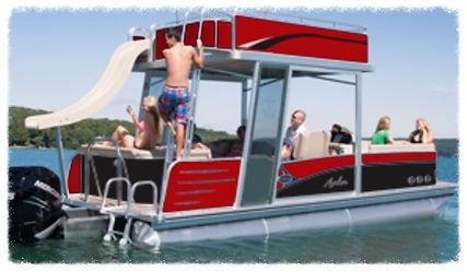 boat rental shuswap